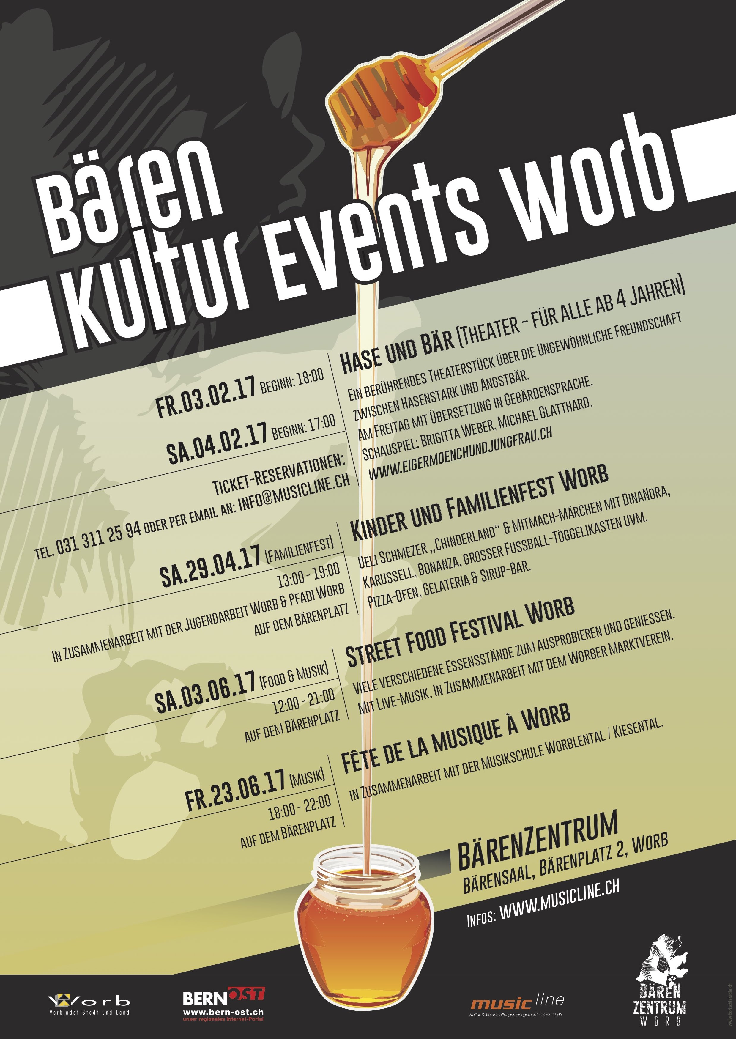 Baeren Kultur Events